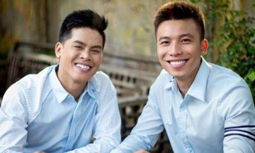 John Huy Trần làm đám cưới với bạn trai đồng giới