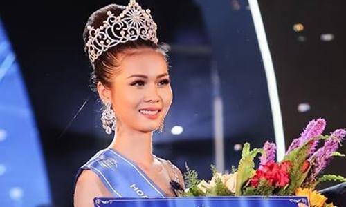 Khoảnh khắc đăng quang của Hoa hậu Biển Việt Nam toàn cầu 2018