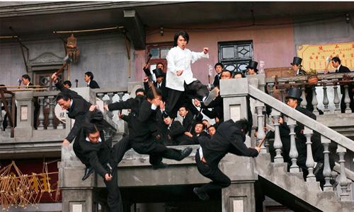 Các phim trường trăm triệu USD ở Trung Quốc - ảnh 21