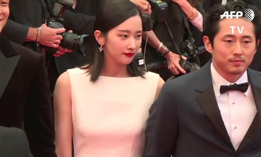 Jeon Jong Seo Cannes 2018