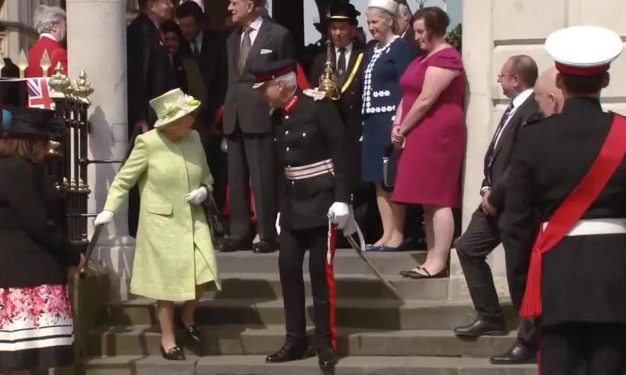 Nữ hoàng Anh đón sinh nhật tuổi 90