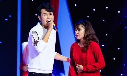 Thai Chau khoc khi nghe bai hat ve nan pha thai