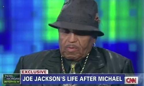 Bó Michael Jackson qua dòi