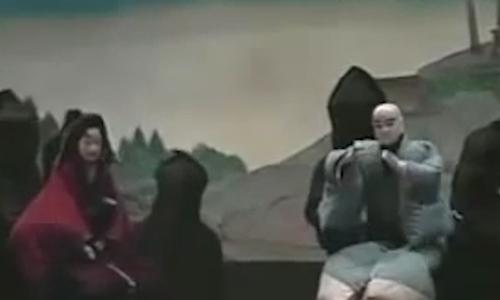 Kịch rói Bunraku Nhạt Bản tai ngo khan gia Viet