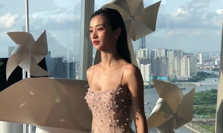 Jun Vũ ở show Chung Thanh Phong
