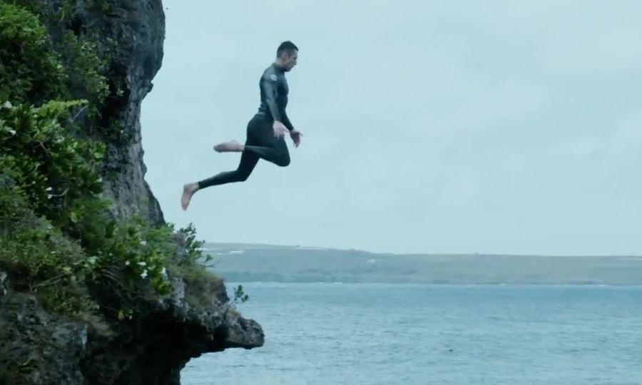 Julien Kang trong quảng cáo