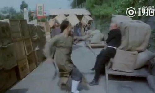 Ac ba cua dong phim vo thuat Trung Quoc qua doi