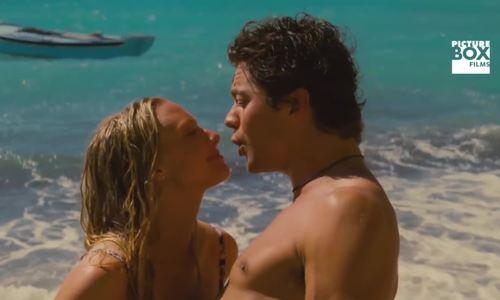 Dominic Cooper hẹn hò sao phim Con nhà sieu giàu chau Á