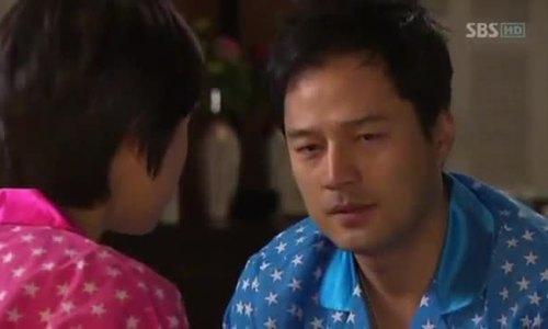 Diễn xuất của Kim Sung Min trong 'Vinh quang gia tộc'