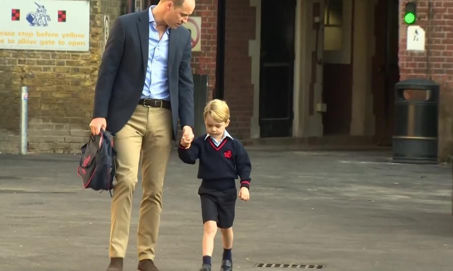 Hoàng tử George đón sinh nhật qua các năm