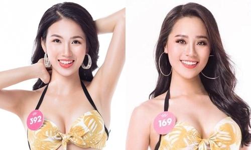 9 cô gái Hà Nội vào chung kết Hoa hậu Việt Nam
