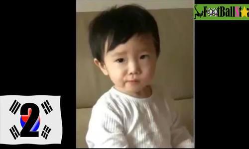 ngoại hình chân sút đắt giá son heung-min qua 26 năm - 1