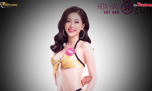Những gương mặt khả ái của Hoa hậu Việt Nam 2018