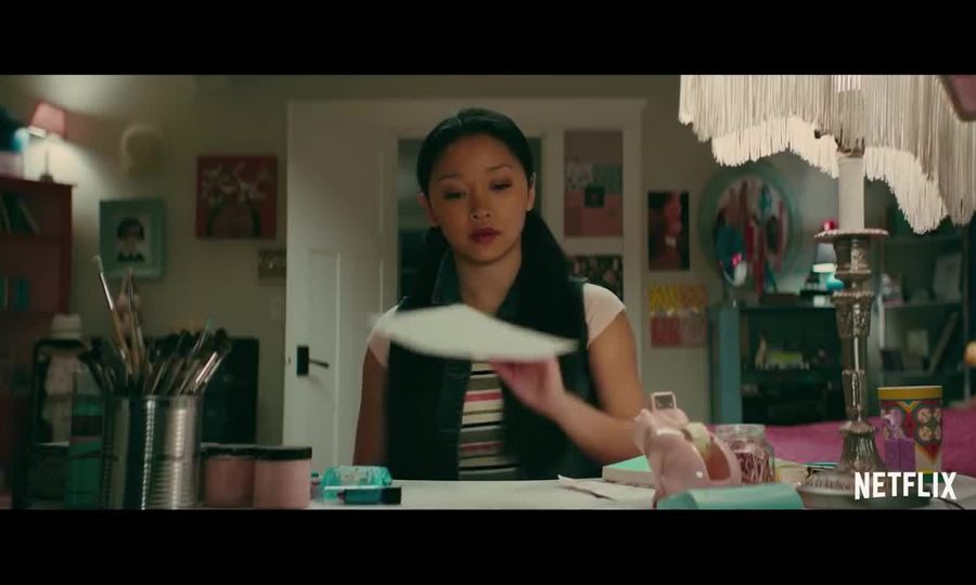 Trailer 'To All the Boys I've Loved Before'