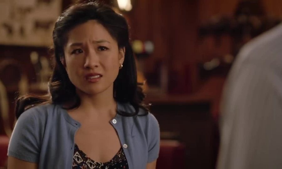 Constance Wu trong 'Fresh Off the Boat'
