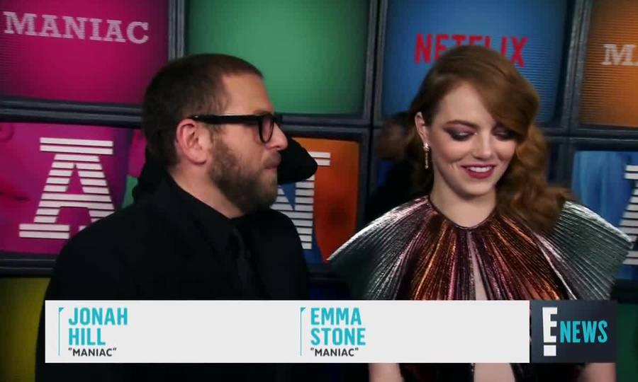 Emma Stone diện đầm Givenchy