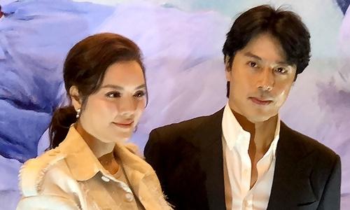 Lý Nhã Kỳ và tài tử Han Jae Suk gặp gỡ