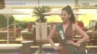 Hanh trinh Phuong Khanh mang vuong mien Miss Earth ve Viet Nam