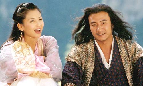 A Châu Lưu Đào hôn chồng trong trời tuyết - ảnh 7