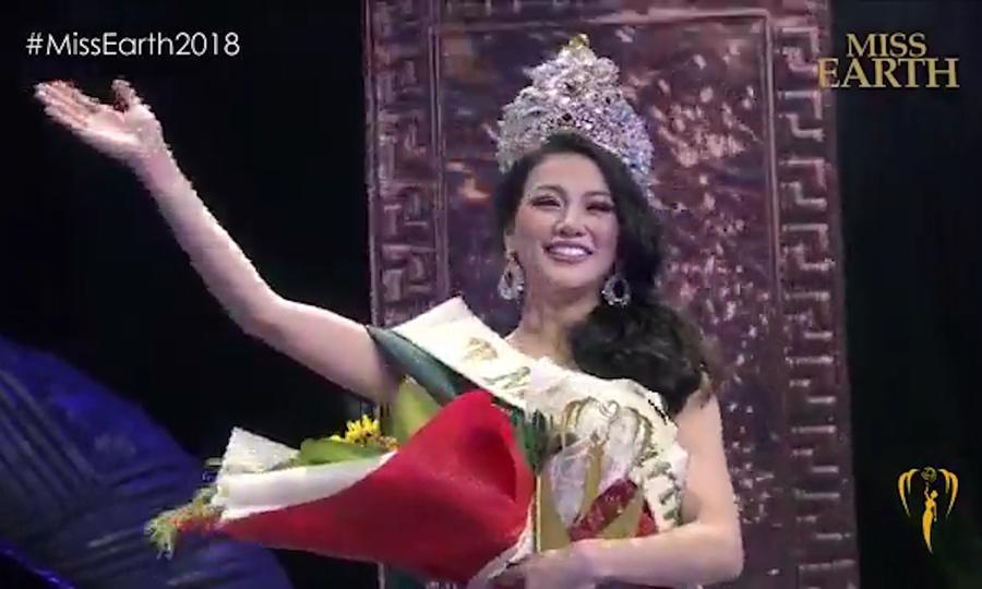 Hành trình đăng quang Miss Earth 2018 của Phương Khánh