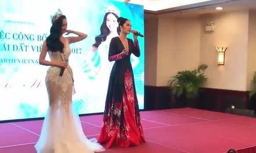 Hà Thu, Nam Em song ca liên khúc Bolero vào tháng 11/2017