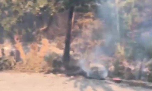 Biẹt thụ triẹu USD của sao hóa tro tàn vì cháy rùng California