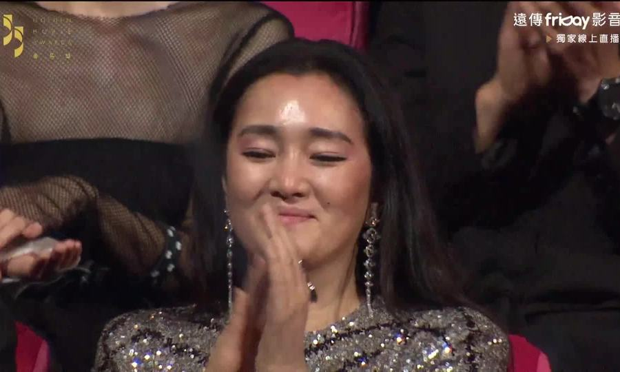 Trương Nghệ Mưu nhận giải Kim Mã
