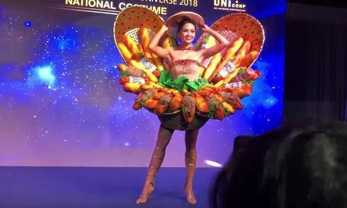 HHen Nie Toi khong dat muc tieu doat vuong mien Miss Universe