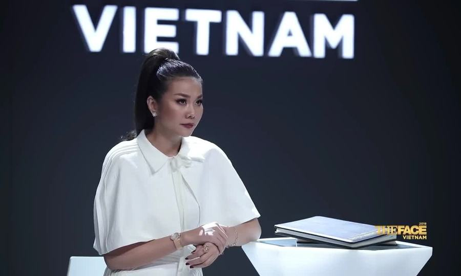 Dấu ấn Thanh Hằng ở The Face 2018