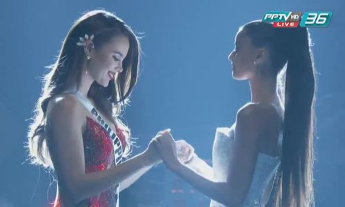Catriona Gray - Hoa hau Hoan vu dung len tu that bai o Miss World
