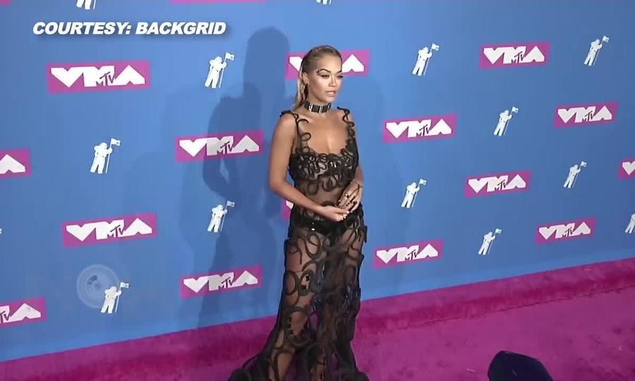Rita Ora ở MTV VMAs 2018
