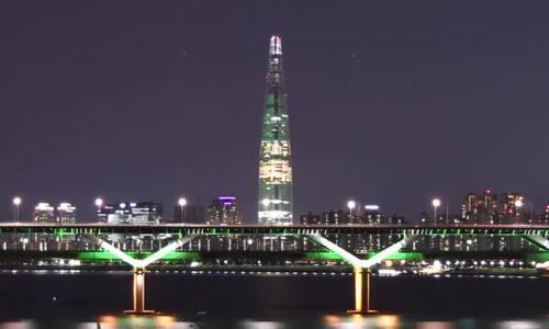 Toàn cảnh và tiện ích trong tòa nhà Lotte World