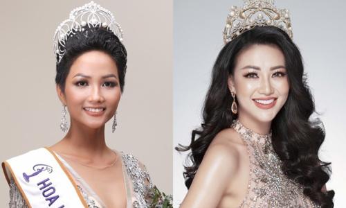 5 đại diện Việt Nam tại đấu trường nhan sắc 2018
