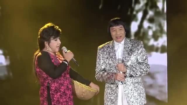 Minh Vương, Lệ Thủy hát 'Bánh bông lan'