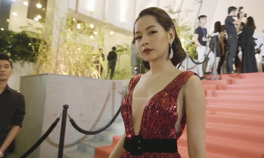 Chi Pu ở show Chung Thanh Phong 2018