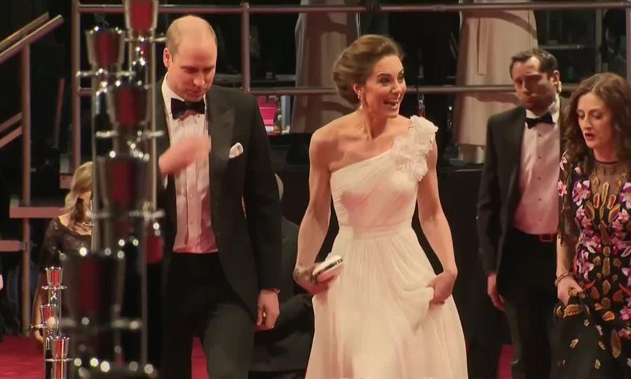 Công nương Kate Middleton ở BAFTA 2019