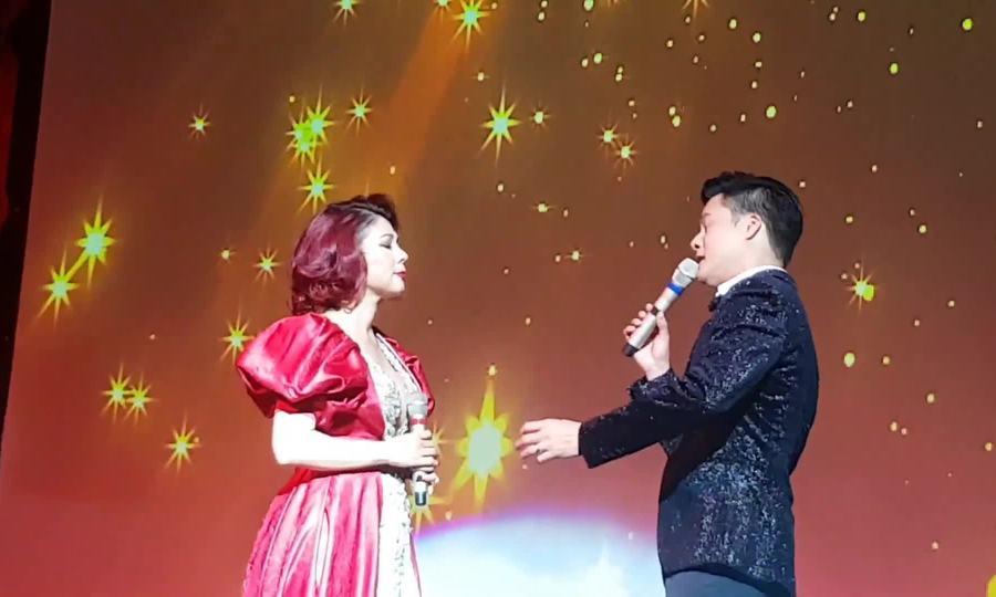 Thanh Thảo, Quang Dũng hát 'Lời cuối cho em'
