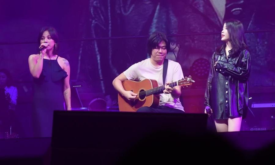Lee Hyori hát ca khúc 'Hyori & Jieun song'