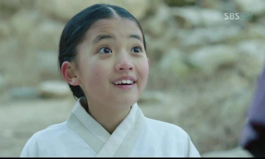 Jung Da Bin trong phim Mối thù sâu nặng (Deep Rooted Tree)