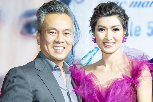 Nguyễn Hồng Nhung: 'Bạn trai không bận tâm tôi từng lộ ảnh nóng'