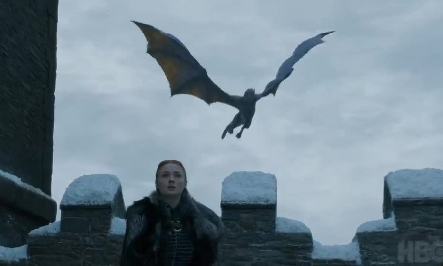 Trailer mùa 8 Game of Thrones