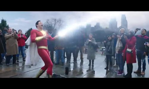 Trailer Shazam
