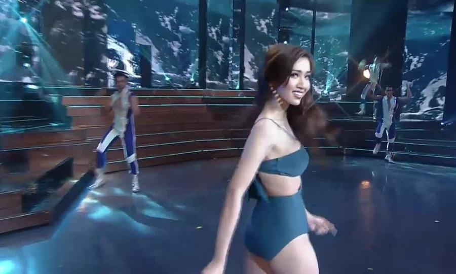 Video Nhật Hạ tại Miss International Queen 2019
