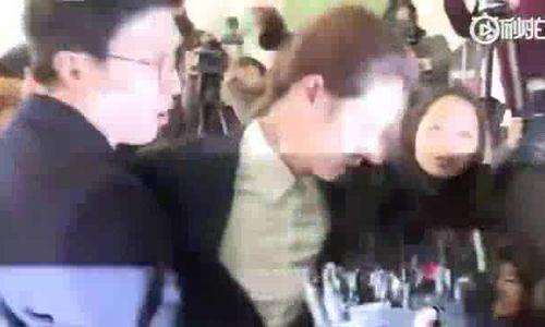 Truyền thông vây kín Jung Joon Young
