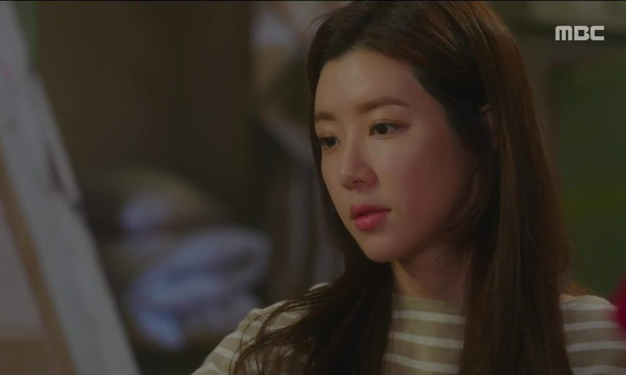 "Park Han Byul trong phim ""Love in Sadness"""