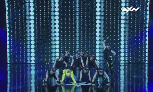 Nhóm nhảy Việt Nam nhận 'mưa' lời khen tại bán kết Asia's Got Talent