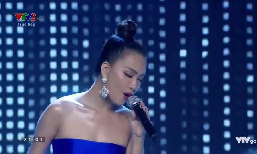 """Ái Phương hát """"Nếu anh yêu em"""" ở Cánh Diều"""