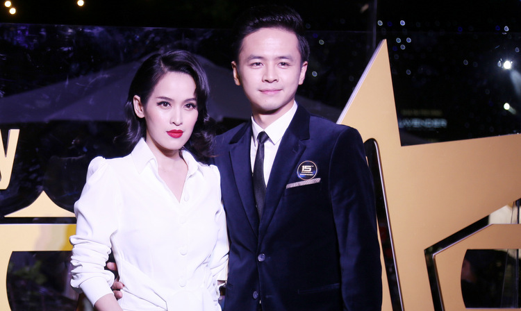 Các cặp sao tay trong tay đi ăn sinh nhật Ngoisao.net