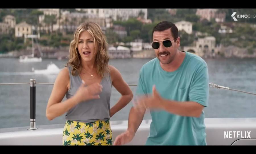 Jennifer Aniston - Trailer Murder Mystery