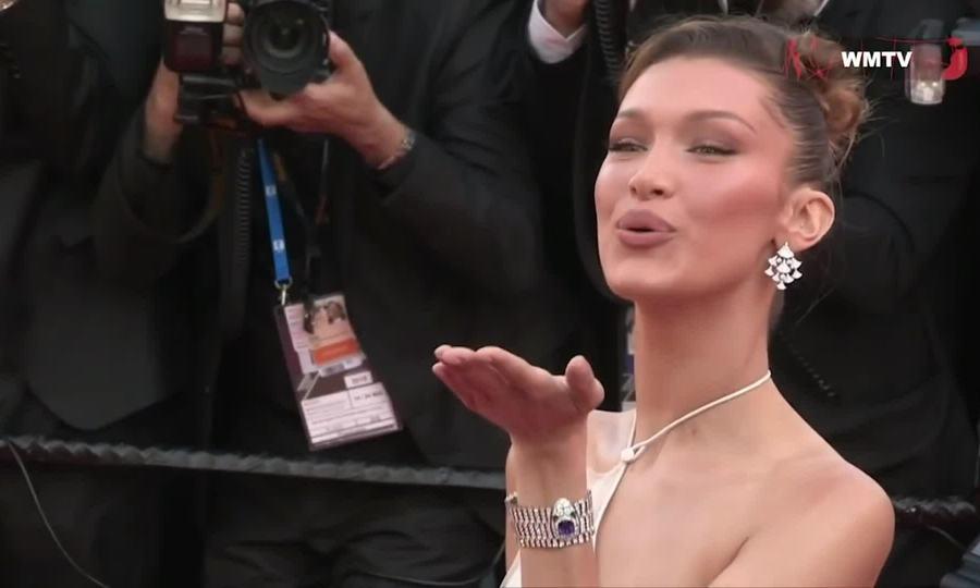 Bella Hadid Cannes 2019
